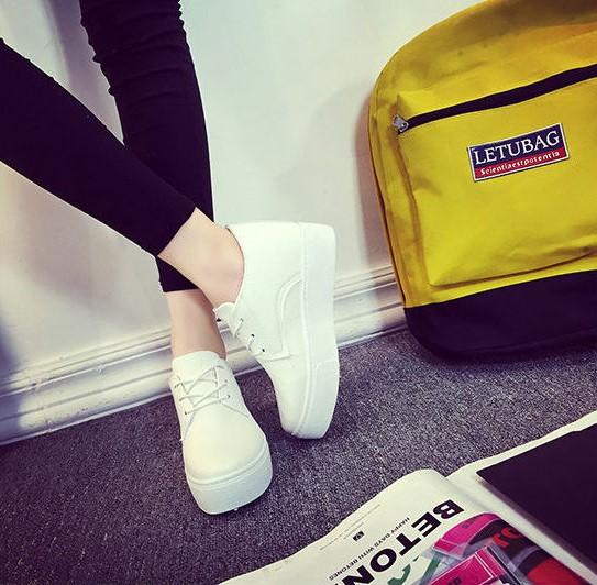 zapatos de plataforma para mujeres