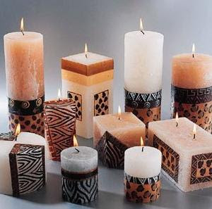 Velas decorativas 2