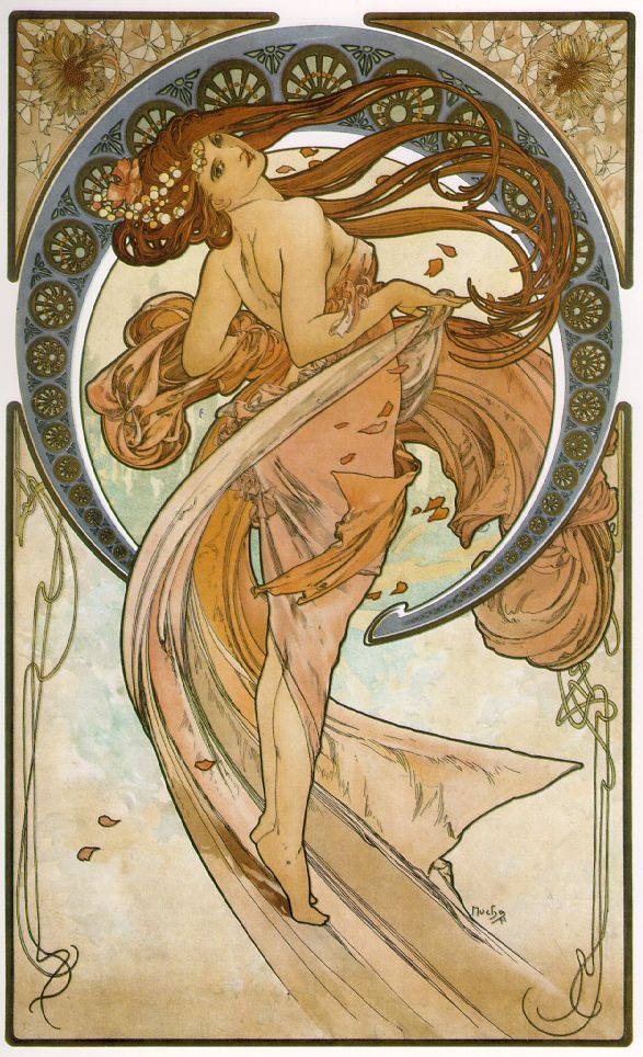 The Delights of Seeing: Art Nouveau
