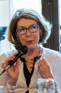 Béatrice Marchal, Présidente du Cercle Aliénor