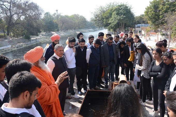 Water act 1974 provisions being violated openly-Sant Seechewal ....