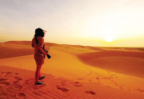 gurun pasir merah mui ne Ho Chi Minh