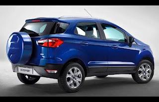 Dimensi Ford Ecosport