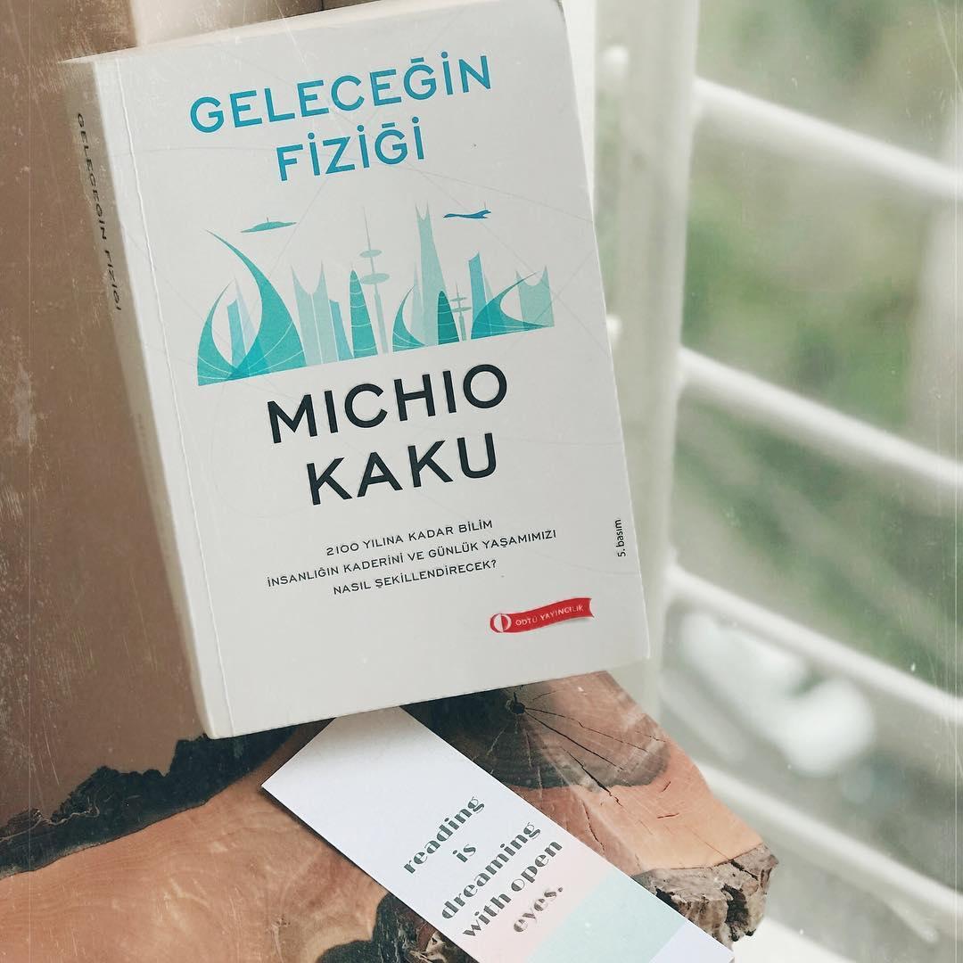 Gelecegin Fizigi - 2100 Yilina Kadar Bilim Insanligin Kaderini ve Gunluk Yasamimizi Nasil Sekillendirecek? (Kitap)