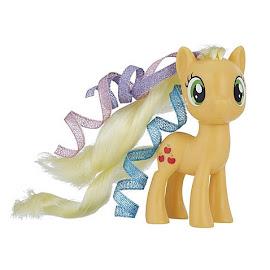 My Little Pony Birthday Surprise Ponies Applejack Brushable Pony