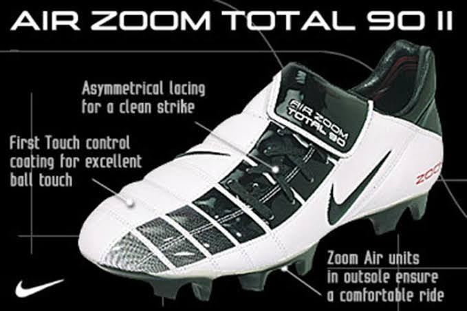 nike air zoom total 90