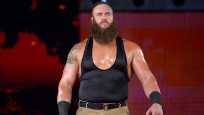 Braun Strowman Heel The Shield Raw Roman Reigns