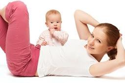 5 Cara Mengecilkan Perut Setelah Melahirkan yang Efektif