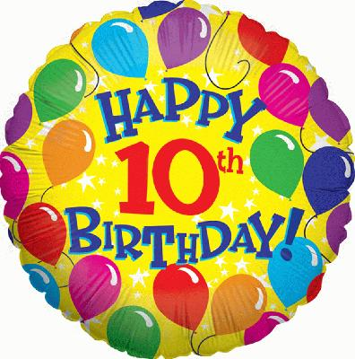 jarig 10 jaar Jarig 10 Jaar   ARCHIDEV jarig 10 jaar