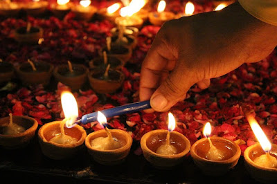 Happy Deepawali festival of lights.