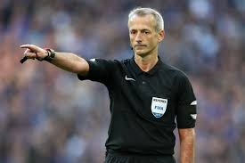 Finally! A british referee at the world cup