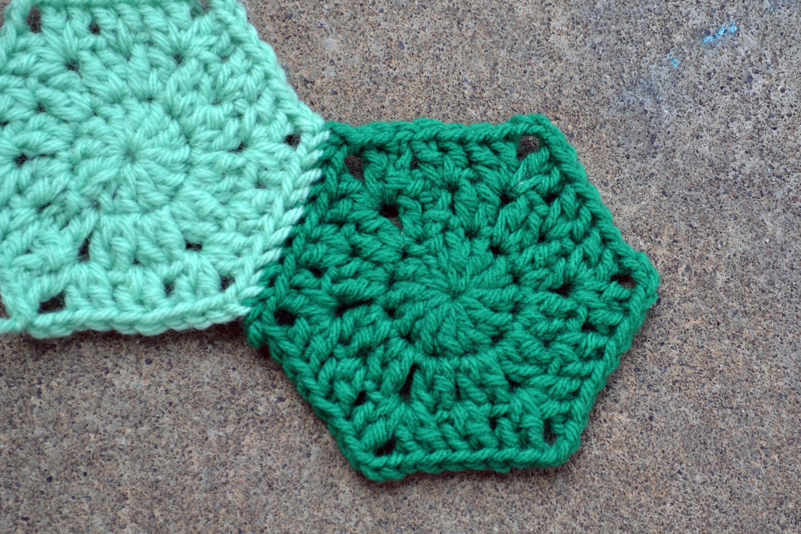 Crochet in Color: Hexagons and More
