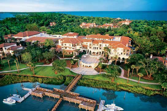 Sea Island Golf Resort Georgia