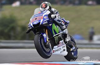 Jorge Lorenzo Diunggulkan Menang di MotoGP Inggris