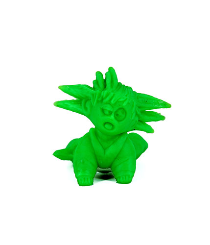 Muñecogomas Bola de Dragon Matutano Goku 1