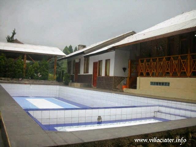 villa keluarga di ciater subang bandung lembang