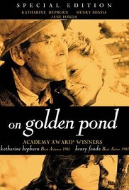 movie cover.  On Golden Pond