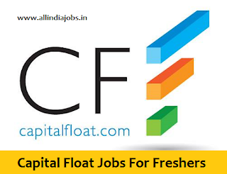 Capital Float Jobs For Freshers
