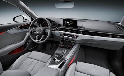 Audi A4 allroad Update information 2017