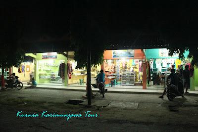 toko cinderamata khas karimunjawa
