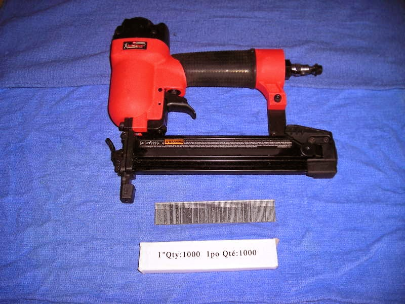 Husky Nail Gun Set