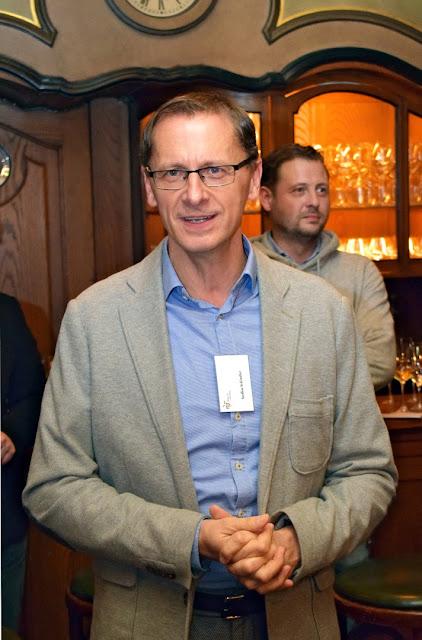 Steffen Schindler, Leiter derAbteilung Marketing des DWI