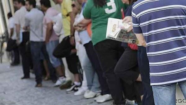 Aumento del paro en Canarias en enero 2017