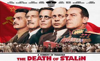 """روسيا تحظر فيلم """"وفاة ستالين"""" """" Death of Stalin"""" لأسباب أيديولوجية"""