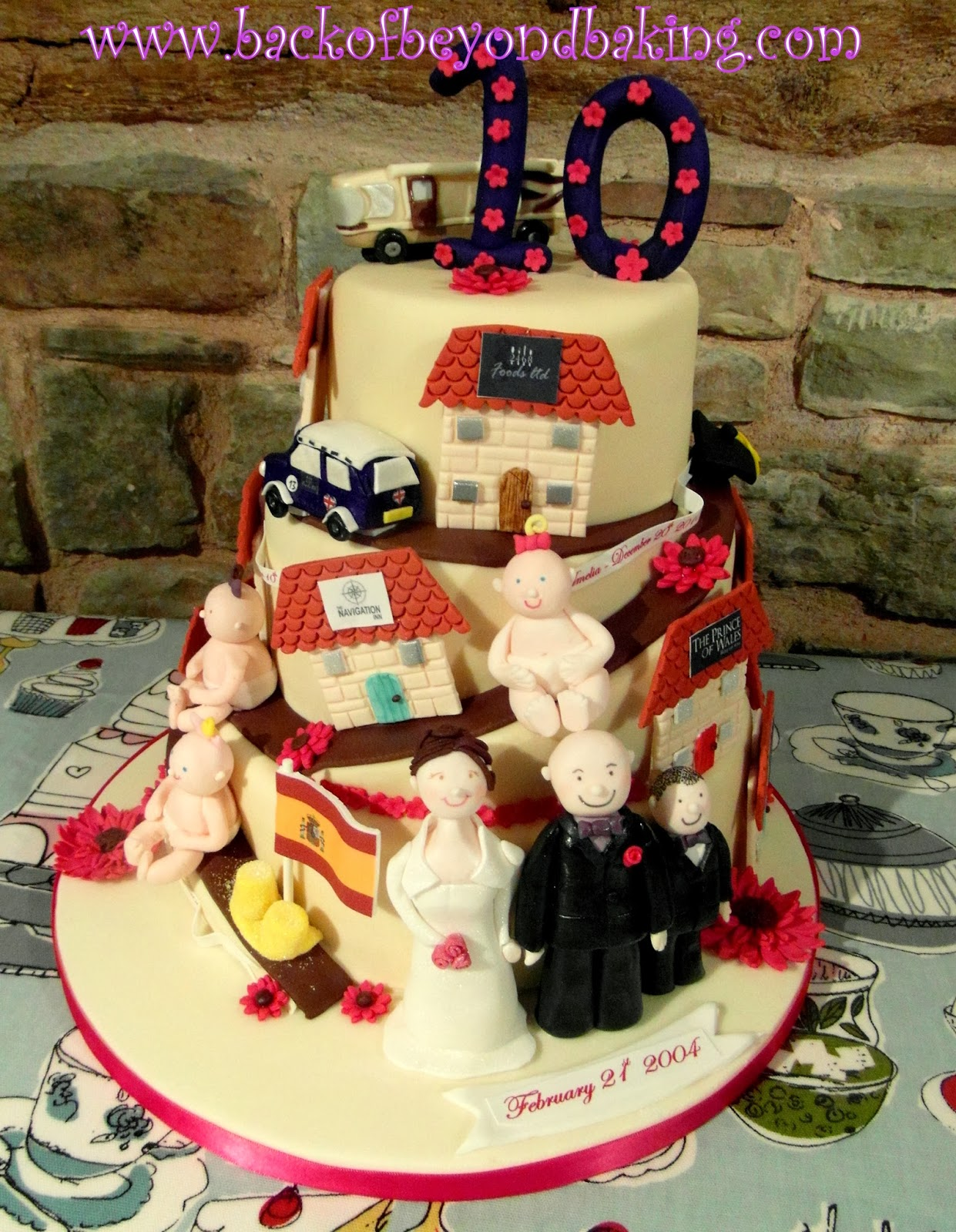 life line cake