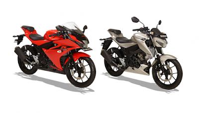 Suzuki GSX-R150 & Suzuki GSX-S150 image