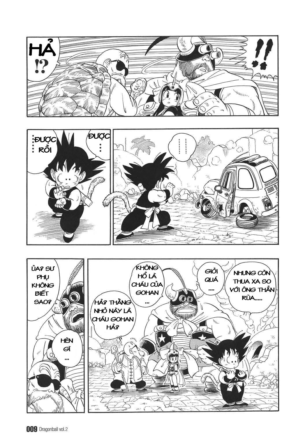 Dragon Ball chap 15 trang 14