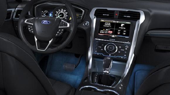Novo ford fusion 2016 lan amentos e novidades carros novos for 2015 ford fusion titanium interior