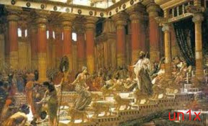 Misteri Kisah Hilangnya Cincin Nabi Sulaiman Menjadi Miskin
