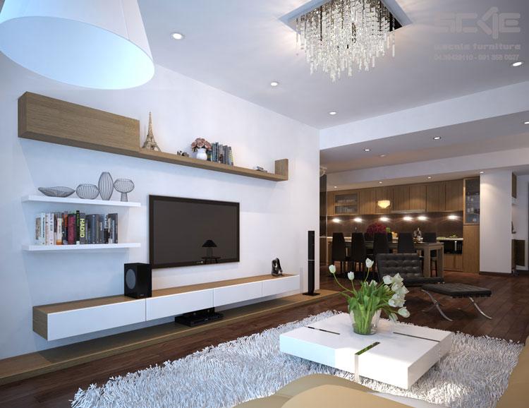 Thiết kế nội thất chung cư và những kinh nghiệm cần phải biết