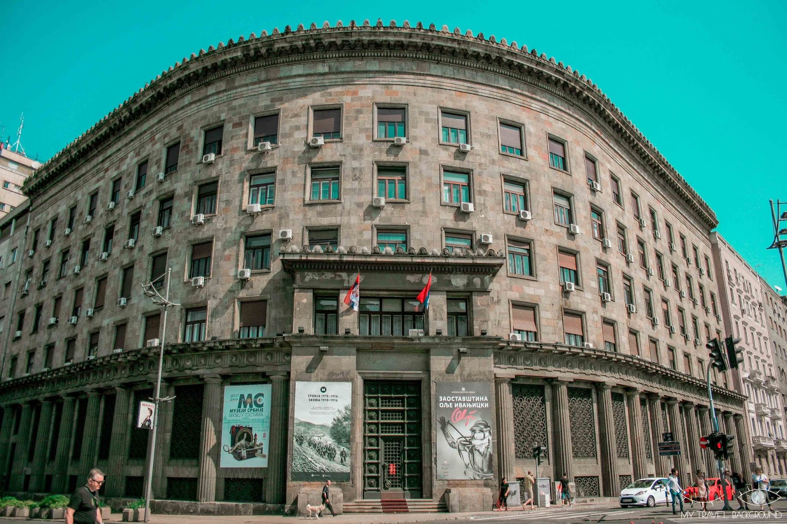 My Travel Background : 1 jour pour visiter Belgrade, la capitale de la Serbie - Le Musée d'Histoire de Serbie