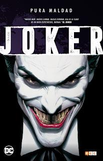 Pura maldad Joker