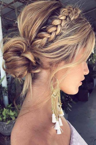 Cool Summer Hairstyles With Braids