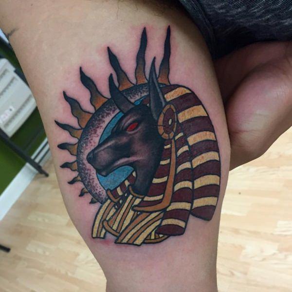 Cuál Es El Significado De Los Tatuajes De Egipcios