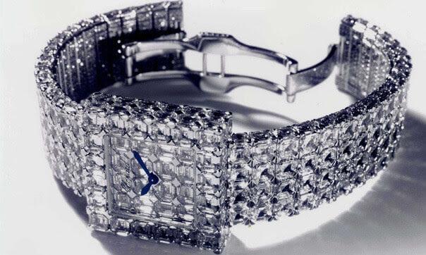 Chopard Super Ice Cube $1.1 Million [www.zainsbaba.com]