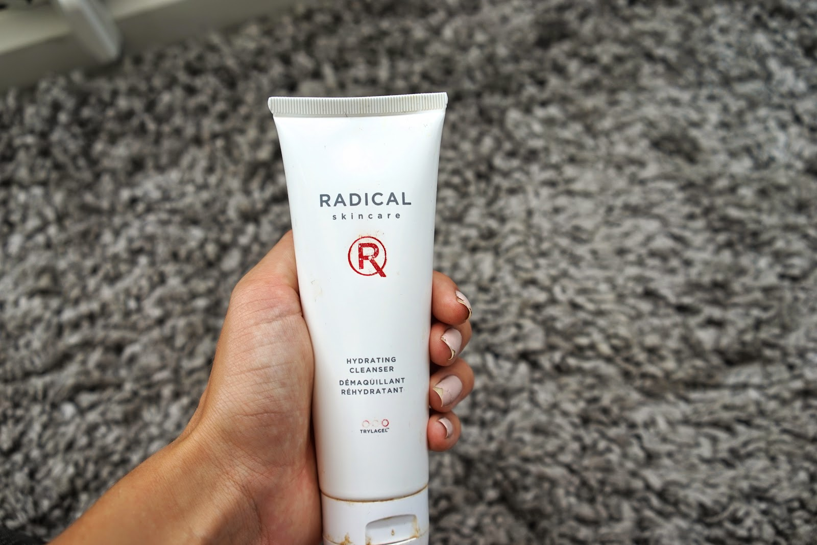 radical hydrating cleanser