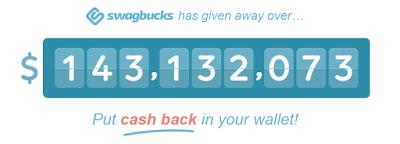 Canadian Rewards: Swagbucks: Four For All