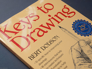 Cover of Keys to Drawing