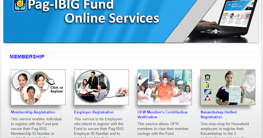 How to View Your Pag IBIG Loan Online