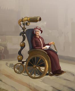 Gunslinger grandma