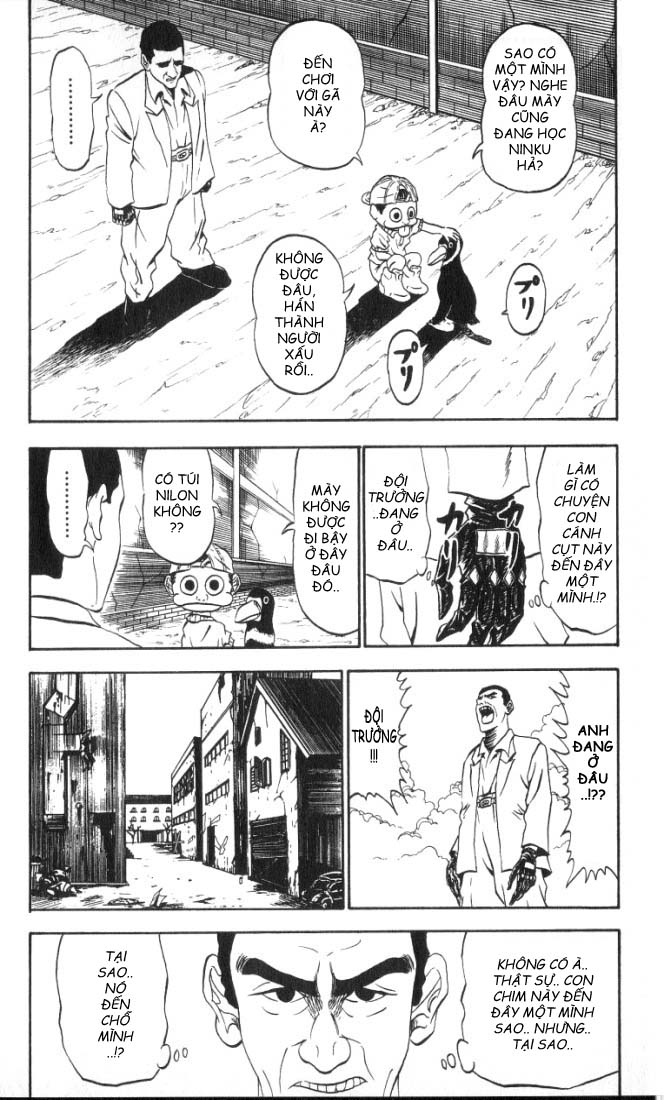 NINKU vol 10 trang 5