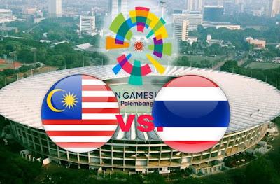 Live Streaming Thailand vs Malaysia Final Regu Berpasukan Lelaki 22.8.2018