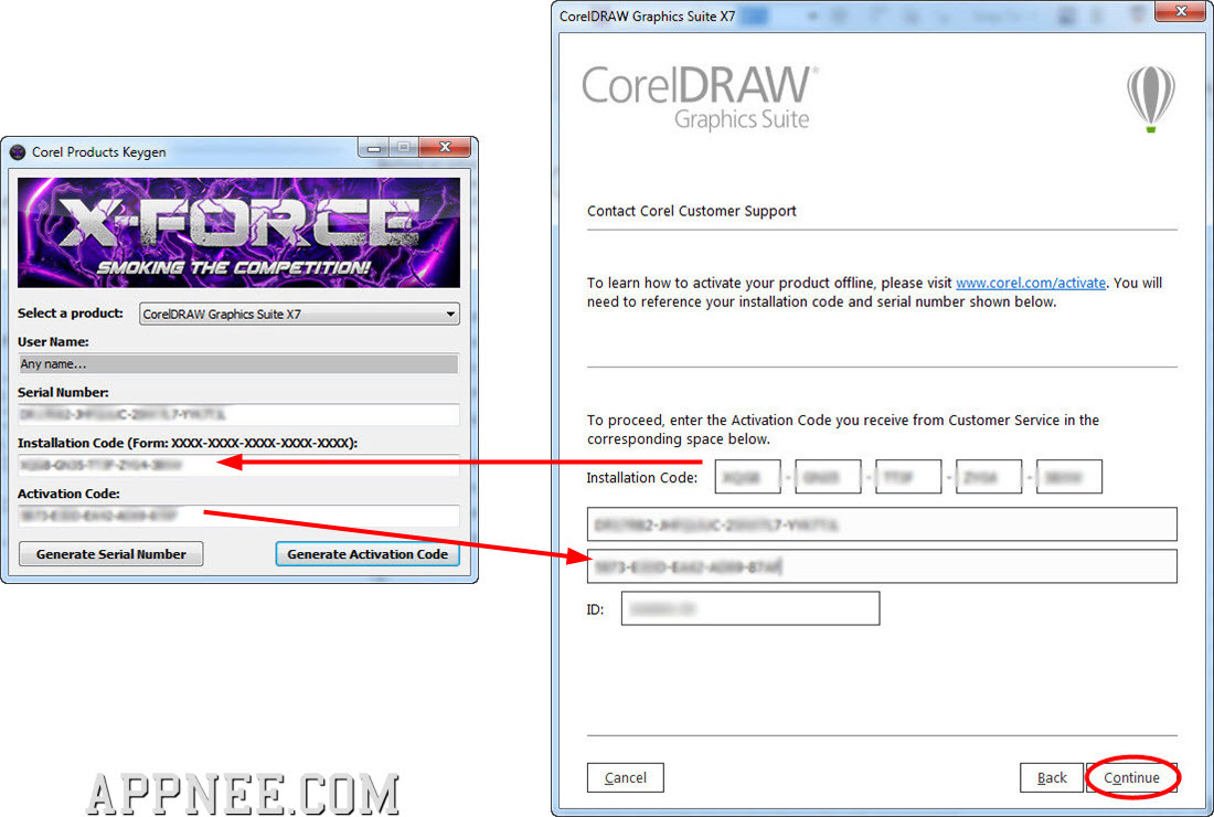 corel draw x3 thumbnails windows 7