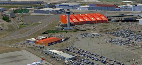 Flight Simulator News Brief: Eiresim London Luton (EGGW) for FS2004