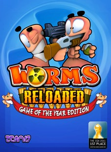 Worms Reloaded: Game of The Year Edition - PC (Download Completo em Torrent)