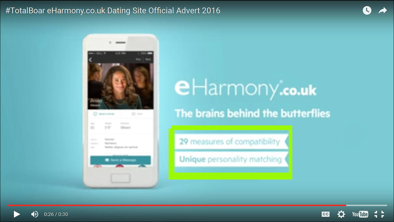 Harmony dating site uk